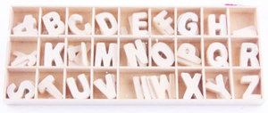 Wooden Letter for kids