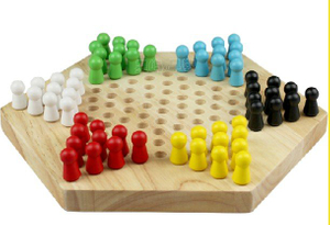 Wooden Toy Chess