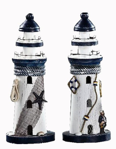 Wooden Craft Lighthouse, Wooden Lighthouse