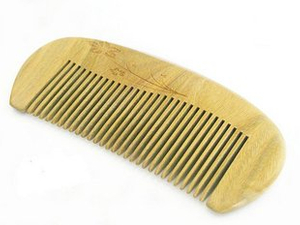 Promotional Wooden Comb