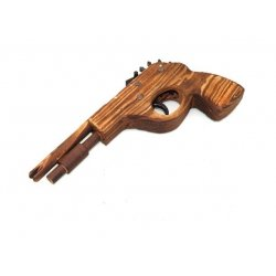 Wooden Toy Guns