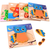 kids board Wood Jigsaw Puzzle Educational toys