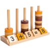 wooden flexible highway track Toys