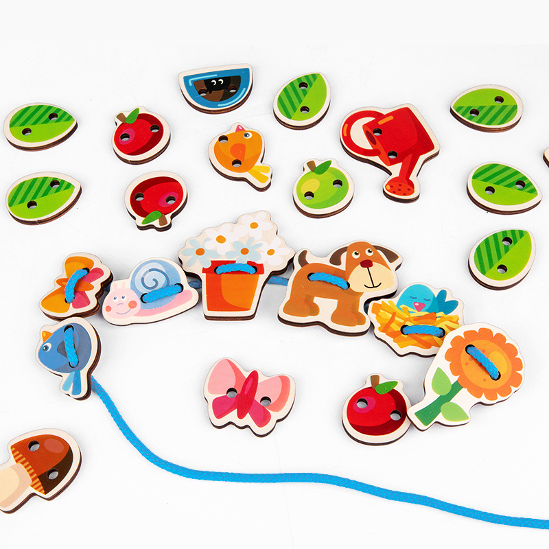 Kids Lacing Educational Toys