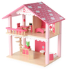 villa princess house wooden toys