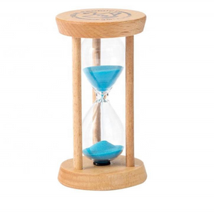 1 3 5 Minutes Wooden Hourglass Sand Timer