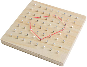 Education Toys Wood Geo board