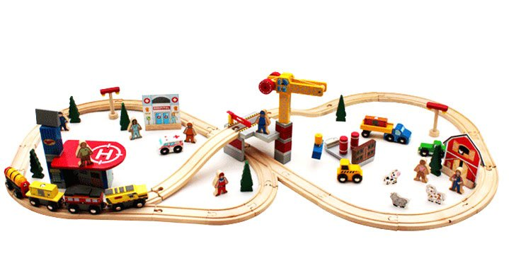 Train Toys for Children
