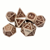 Blank Dice Wooden Custom Color Wood Dice