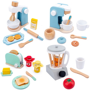 Baby Wooden Kitchen Toy