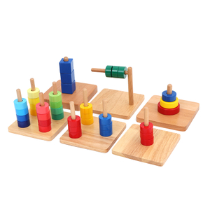Wooden Montessori Kindergarten educational Materials