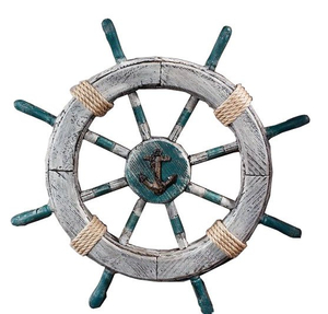 Craft Ship Wheel, Wooden Ship Wheel for Decoration (AWS-0004)