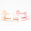 Wooden Ride On Horse Toys