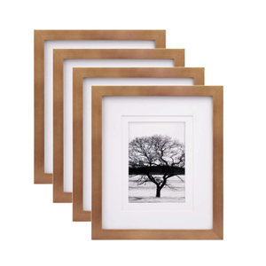 Wall-mounted Vintage Wood Photo Frame