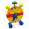 Kids Wooden Clock Toys