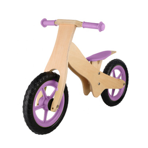 Popular Wooden Bicycle Toy for Kids
