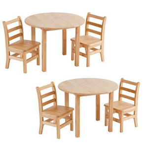 Kids Wooden Talbles and Chairs