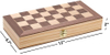 3 in 1 Multifunction Floding Wooden Chess