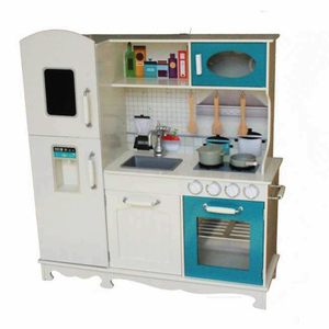 Wooden Play Kitchen Toys For Children