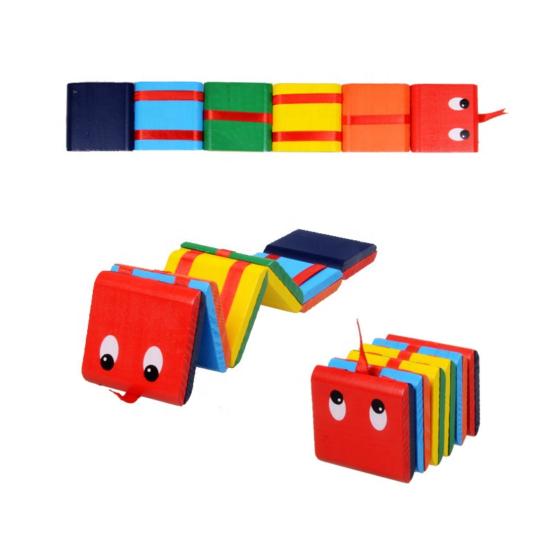 Wood Jacob Ladders Toys