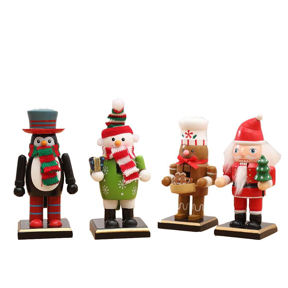 Wooden Craft ornaments Nutcracker